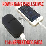Punjac power bank prisluskivac 114h